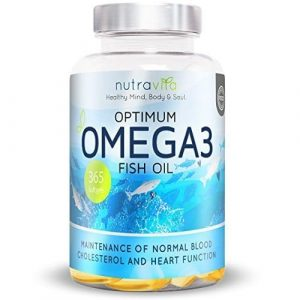 Oméga 3 Optimum Fish Oil Nutravita